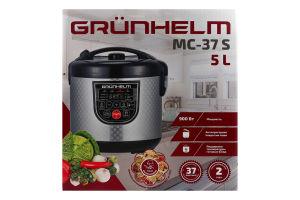 Мультиварка 5л MC-37S Grunhelm 1шт