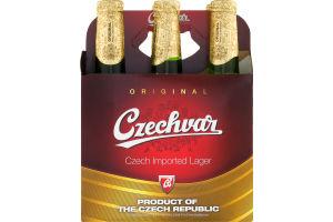 Czechvar Czech Imported Lager - 6 PK