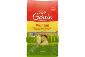 RW Garcia Big Bag Yellow Corn Tortilla Chips