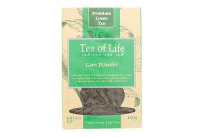 Чай зеленый Tea of Life Green GP байхов.крупнолист