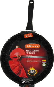 Сковородка Delimano Stone Legend Flamenco 28см