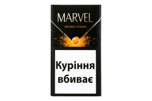 Сигарили Orange Fusion Marvel 20шт