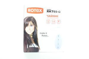 Чайник дисковый Rotex RKT69-G Rotex