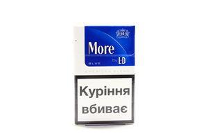 Сигареты More by LD Blue 20шт