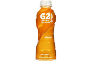 Gatorade G2 Perform 02 Citrus Mango Low Calorie Natural Thirst Quencher