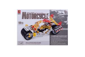 Конструктор Мотоцикл металлический D*-1