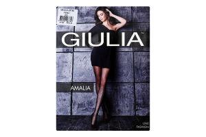 Колготки жіночі Giulia Amalia 20den 4-L nero