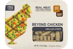Beyond Chicken Grilled Strips