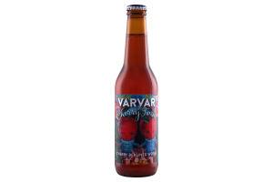 Пиво Varvar CherryTwins полутемное нефильтрованное