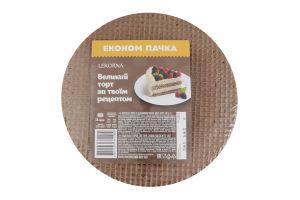 Коржі вафельні з додаванням какао Lekorna м/у 140г