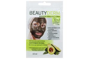 Beautyderm маска для обличчя Антивугрова 15мл