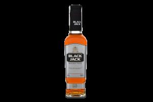 Виски 0.25л 38% Солодовый Silver Black Jack бут