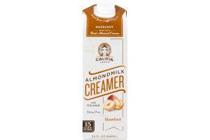 Califia Farms Almondmilk Creamer Hazelnut