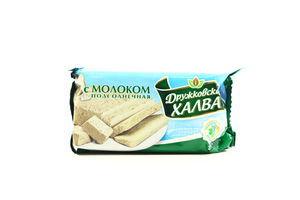 Халва Дружковка молочна 200г х20