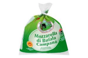 Сыр La Bella Contadina Моцарелла 52%буйв/мол