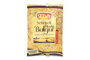 Булгур великий з макаронами Selva м/у 1000г