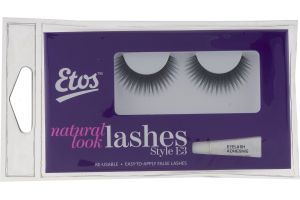 Etos Natural Look Lashes Style E3
