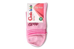 CONTE-KIDS TIP-TOP Шкарпетки дитячі р.22 272 світло-рожевий