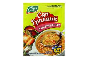 """Суп грибной с вермишелью """"Тетя Соня"""" 60г пакет"""