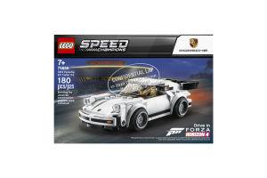 Конструктор для детей от 7лет №75895 1974 Porsche 911 Turbo 3.0 Speed Champions Lego 1шт