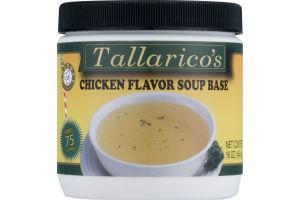 Tallarico's Soup Base Chicken Flavor
