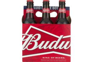 Budweiser - 6 PK