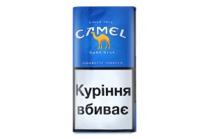 Табак для курения сигаретный Camel Dark Blue 30г