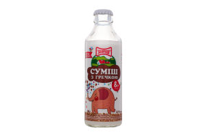 Смесь молочно-зерновая 2% для детей от 8мес с гречкой Злагода с/бут 200г