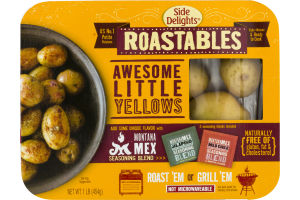 Side Delights Roastables Awesome Little Yellows Montana Mex Seasoning Blend