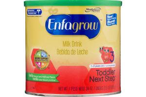 Enfagrow Milk Drink Toddler Next Step Vanilla