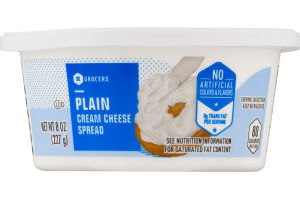 SE Grocers Cream Cheese Spread Plain