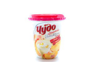Десерт 3,6% Белый персик Чудо 300г