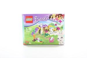 Конструктор Зайчик и малыши Lego