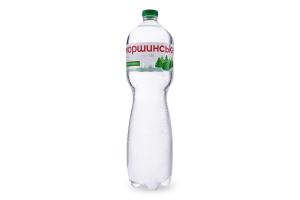 Вода минеральная слабогазированная Моршинська п/бут 1.5л
