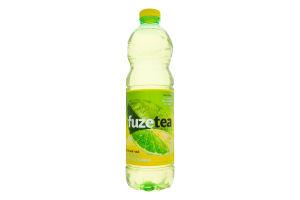 Напій безалкогольний негазований Зелений чай зі смаком лимона і лайма Fuzetea п/пл 1.5л
