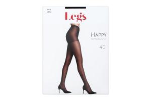 Колготи жіночі Happy 40 All day Nero №4