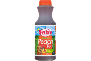 Swiss Premium Natural Peach Tea