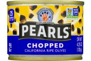 Pearls Chopped California Ripe Olives