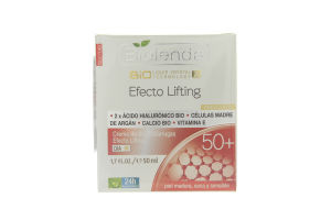 Крем-лифтинг для лица дневной Жидкокристаллическая биотехнология 7D 50+ Bielenda 50мл