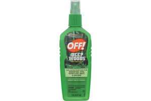 OFF! Deep Woods Insect Repellent VII