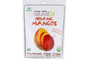 Natierra Freeze-Dried Nature's All Foods Organic Mangos