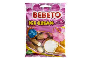 Мармелад жевательный Ice cream Bebeto м/у 80г