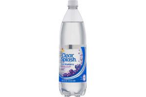 Clear Splash Sparkling Water Beverage Acai Blueberry