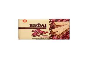 Вафли ХБФ с какао на фруктозе 130г