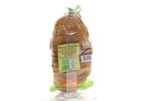 Хлеб в нарезке Луцкий с кунжутом Румянец м/у 700г
