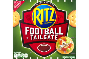 Nabisco Ritz Crackers Limited Edition Football