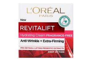 Крем-уход для лица дневной Anti-wrinkle+Extra-firming Revitalift L'Oreal Paris 50мл