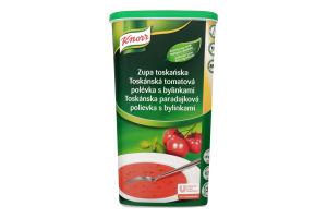 Крем-суп быстрого приготовления Тосканский Knorr ст 1.2кг