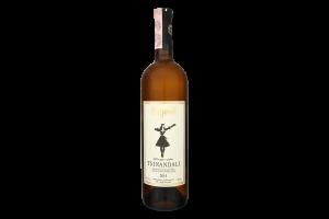 Вино 0.75л 12% біле сухе Цинандалі Bugeuli пл