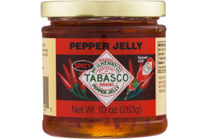 Tabasco Pepper Jelly Spicy